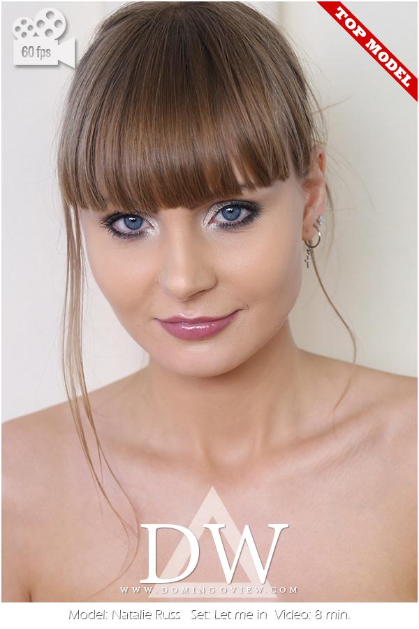 Domingoview Natalie Russ Natalie Russ, pretty face  Siterip 1280×720 wmv Videoclip