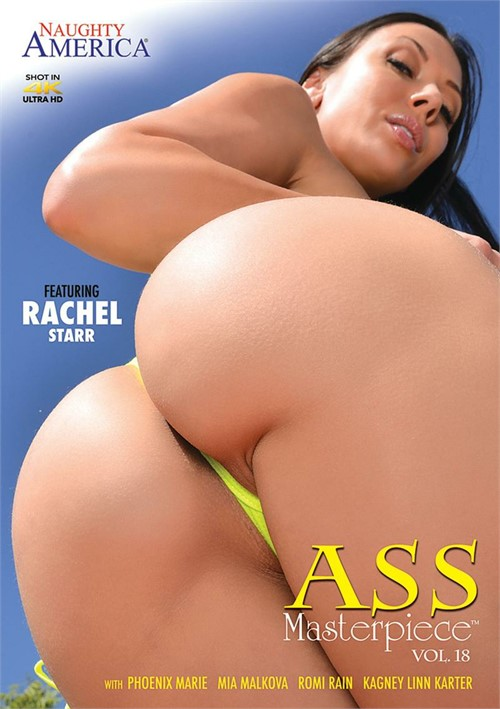 Ass Masterpiece Vol. 18 Naughty America  [DVD.RIP. H.264 2017] Siterip RIP