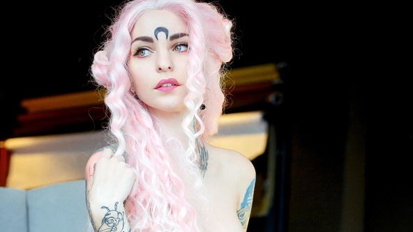 Suicide Girls Hopeful Set with sweethoney  Siterip