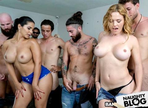 Fuck Team Five - Krissy Lynn, Rose Monroe, Valentina Jewels & Nickiee   SITERIP Video 720p Multimirror Siterip RIP