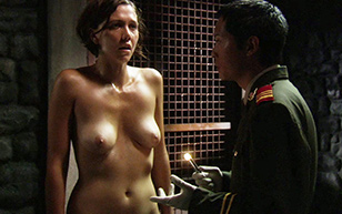 MrSkin Maggie Gyllenhaal's Hall of Fame Nudity in Strip Search, Now in HD  WEB-DL Videoclip