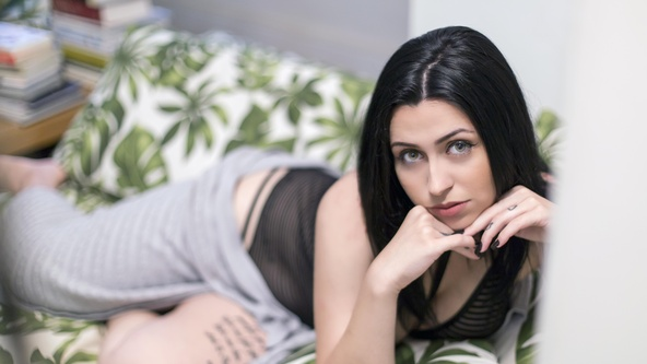 Suicide Girls Hopeful Set with analuizavdias  Siterip