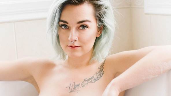 Suicide Girls Set of the day with mercury  Siterip