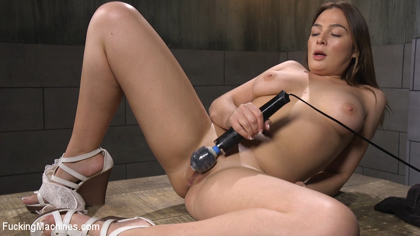 Kink.com fuckingmachines All Natural Girl Next Door Gets Ass Fucked by the Machines  WEBL-DL 1080p mp4 Siterip RIP