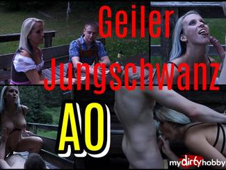 MydirtyHobby Young cock outdoor AO fucked JuliaPink  Video  GERMAN  H264 AAC  720p