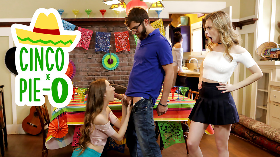 Myfamilypies Cinco De Pie O – S2:E5 starring Anya Olsen  [SITERIP 1080p Nubile Network Mp4]