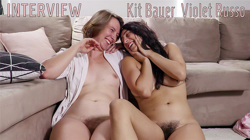 GirlsoutWest Kit Bauer & Violet Russo – Interview  Video  Siterip 720p mp4 HD