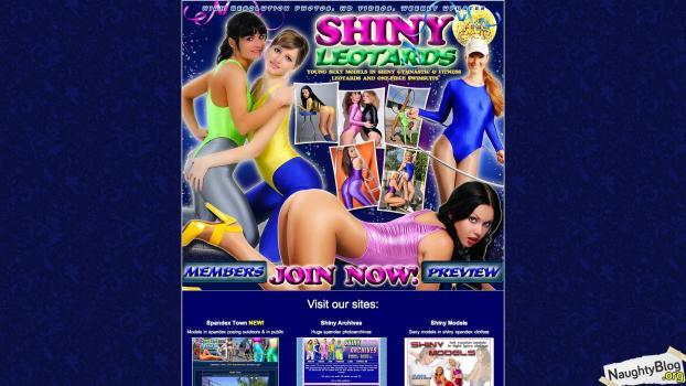 ShinyLeotards.com - SITERIP   SITERIP Video 720p Multimirror Siterip RIP