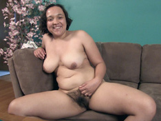 WeareHairy.com Francesca Z gives a sexy naked hairy interview  Video 1089p Hairy Closeup Siterip RIP
