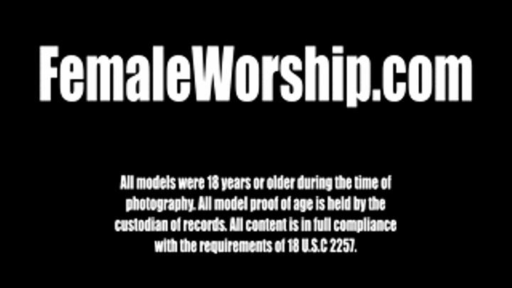 Clips4Sale Yes, Eat Me #PUSSYWORSHIP  Female Worship  Siterip Amateur XXX