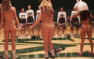 MrSkin Youtube Sensation Meghan Rienks Gets Naked in Gym in The Honor List  Siterip Videoclip