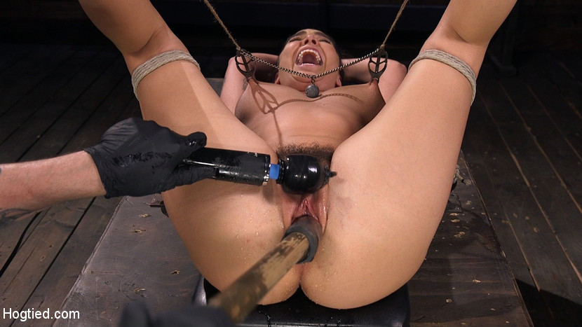 Kink.com hogtied Submissive Big Tits in Brutal Bondage and Suffering  WEBL-DL 1080p mp4 Siterip RIP