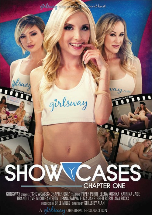 Showcases: Chapter One Girlsway  [DVD.RIP. H.264 2017]
