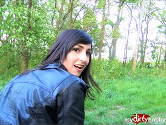 MydirtyHobby Stress with the girlfriend? – Dreist motorcyclist towed Lia-Lion  Video  GERMAN  H264 AAC  720p