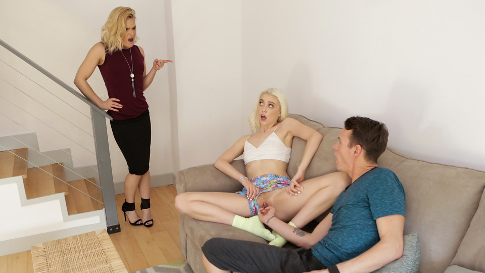 StepSiblingsCaught Caught By Mom - S7:E3  [SITERIP 720p Nubile Network Mp4] Siterip