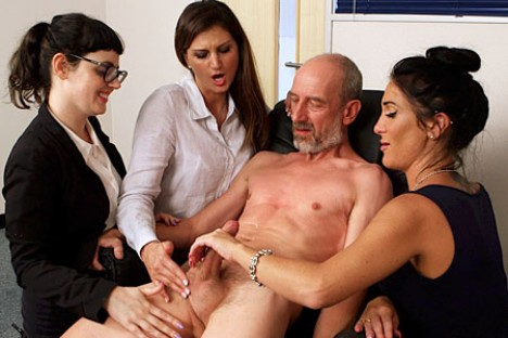 Purecfnm.com Dion De Rossi in Office After Hours  [Movie Clip Rip] Siterip