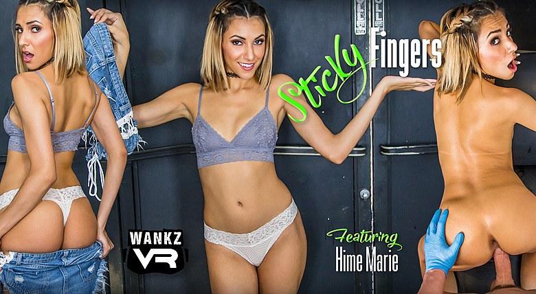 Wankz VR Sticky Fingers  Siterip VR 2060p Binaural