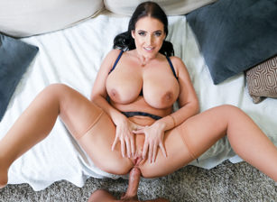 EvilAngel Voluptuous Angela White: Anal Lewdness feat Angela White  HD VIDEO Siterip 1080p HD