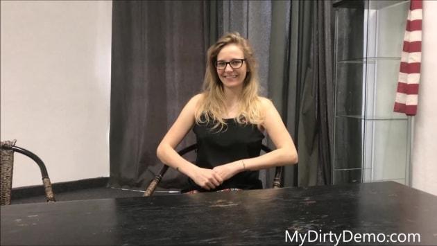Mydirtydemo Good ol Christian Girl  Siterip Video 720p
