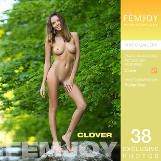 FEMJOY Femjoy feat Clover release June 16, 2018  [IMAGESET 4000pix Siterip NUDEART]