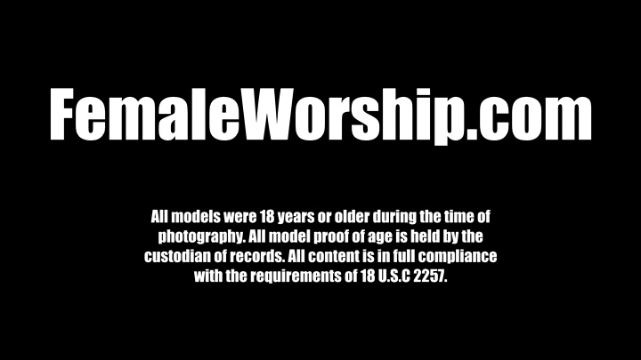 Clips4Sale Get Down Now #FOOTDOMINATION  Female Worship  Siterip Amateur XXX