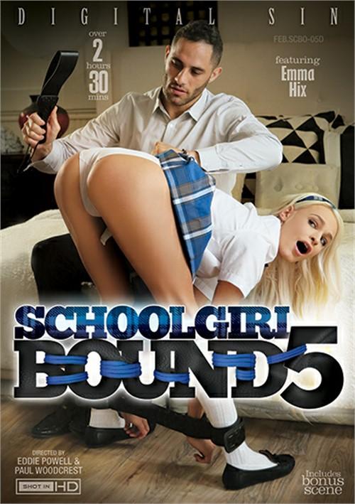 Schoolgirl Bound 5 Digital Sin  [DVD.RIP. H.264 2017]