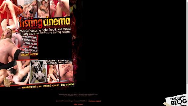 FistingCinema.com – SITERIP   SITERIP Video 720p Multimirror
