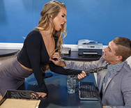 Big Tits at Work Summertime And The Livin' Is Sleazy – Nicole Aniston – 1 July 20, 2018 Brazzers Siterip 2018
