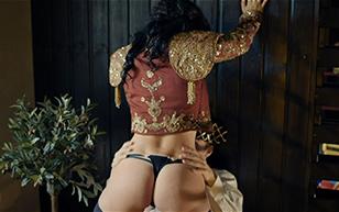MrSkin Playmate Darya Astafeva's Amazing Breasts & Thong Scenes in Swingers  WEB-DL Videoclip Siterip RIP