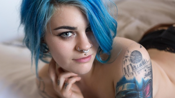 Suicide Girls Set of the day with sarahmoon  Siterip