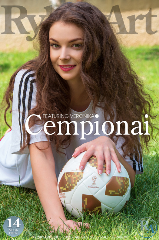Rylskyart Veronika in Cempionai 08.07.2018 SITERIP IMAGEDUMP FULL SET