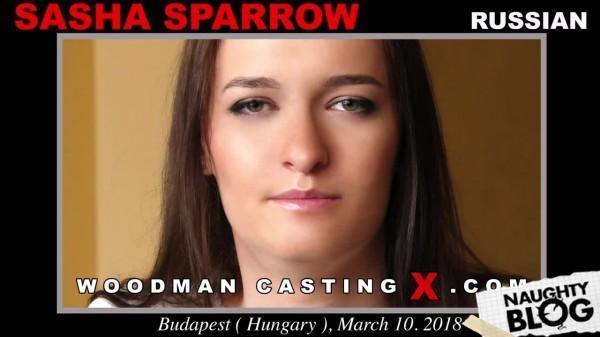 Woodman Casting X - Sasha Sparrow   SITERIP Video 720p Multimirror Siterip RIP