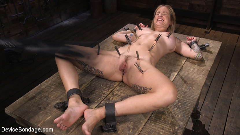 Kink.com devicebondage Fresh Meat: Sammie Six Shackled in Grueling Bondage  WEBL-DL 1080p mp4 Siterip RIP