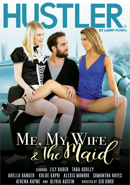 Me, My Wife & The Maid Hustler  [DVD.RIP. H.264 Production Year 2018 TEAM PINK **untouched***]