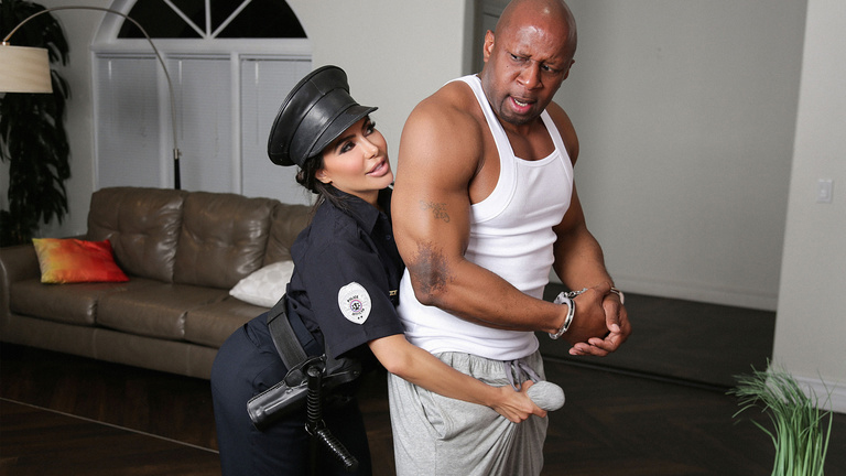 RK Prime Bad Cop Black Cock - Lela Star  [SITERIP Realitykings.com 720p MP4] Siterip RIP
