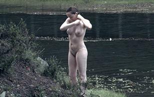 MrSkin Francisca Lozano Goes For a Skinny Dip in Romina  Siterip Videoclip