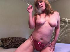 TacAmateurs CougarBabeJolee – Teasing In Satin Panties HD Video  [IMAGESET/Videoclip Amateur ]