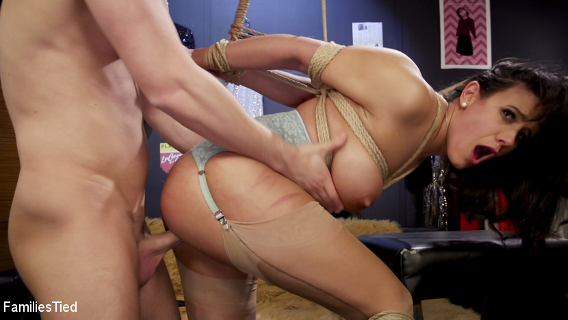 Kink.com familiestied Tight Bodied Teen Star and Anal Step Mommy Fuck Director's Huge Cock  WEBL-DL 1080p mp4