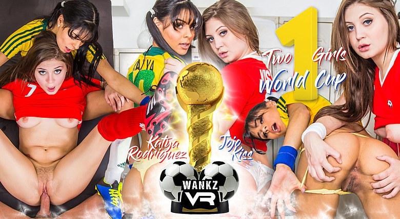 Wankz VR Two Girls, One World Cup  Siterip VR 2060p Binaural