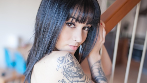 Suicide Girls Hopeful Set with zahir_  Siterip