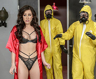 Real Wife Stories Anal Apocalypse – Jennifer White – 1 August 04, 2018 Brazzers Siterip 2018
