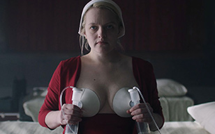 MrSkin Elisabeth Moss' Latest Scene in The Handmaid's Tale  Siterip Videoclip Siterip RIP