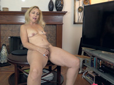 WeareHairy.com Badd Gramma strips naked listening to music  Video 1089p Hairy Closeup Siterip RIP