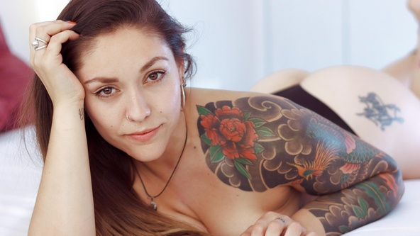 Suicide Girls Hopeful Set with bet_  Siterip