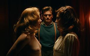 MrSkin Allegra Masters' Heavenly Lesbian Scene in Strange Angel  WEB-DL Videoclip