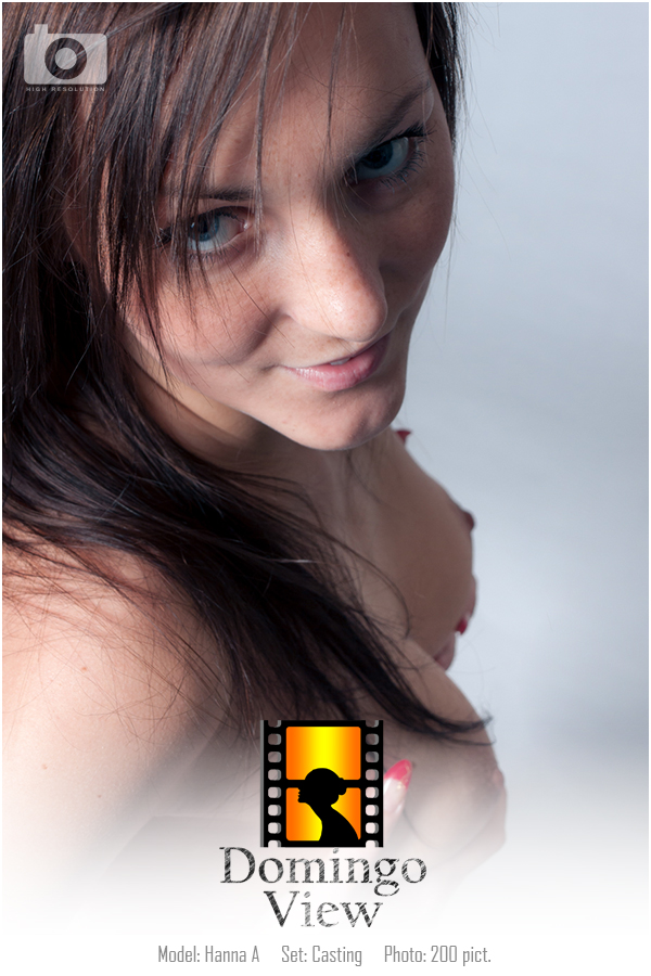 Domingoview Hanna A Hanna A, casting, http://domingoview.com  Siterip 1280×720 wmv Videoclip