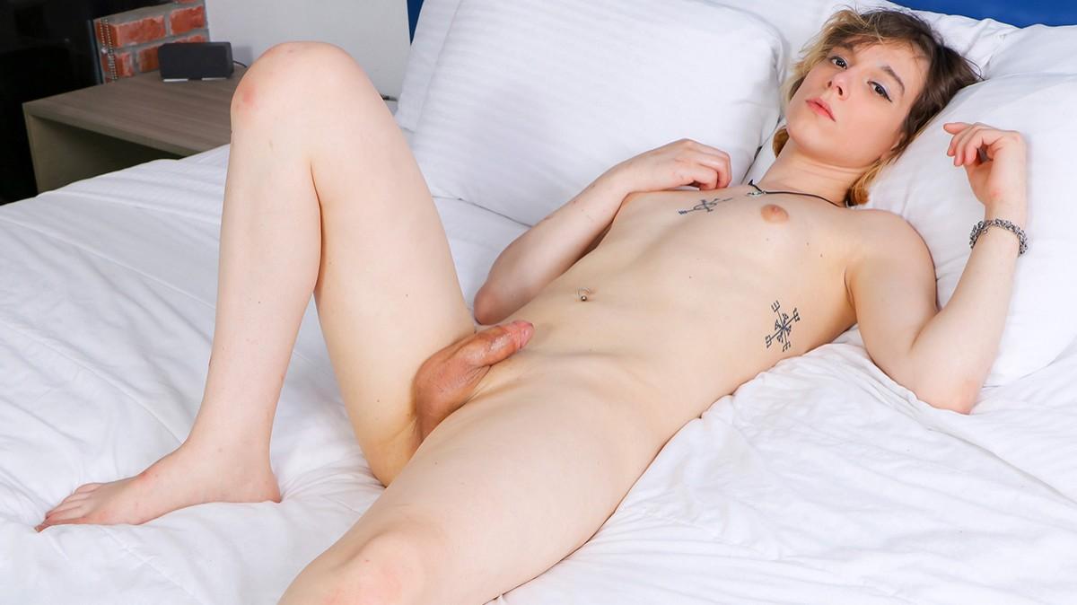 Groobygirls Aeva Rhone's Climax!  Tranny XXX Siterip