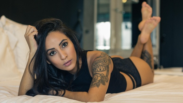 Suicide Girls Hopeful Set with vicmalkovitch  Siterip