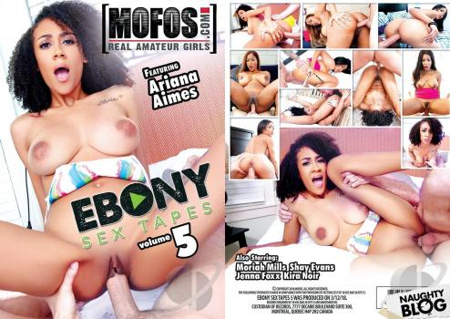 Ebony Sex Tapes # 5   SITERIP Video 720p Multimirror