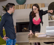 Milfs Like it Big Hot & Heavy Workload - Chanel Preston - 1 August 20, 2018 Brazzers Siterip 2018 Siterip RIP